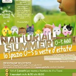 Volantino Natural Summer