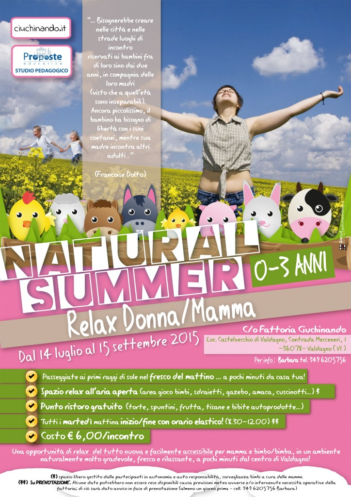 Natural Summer Settembre 2015